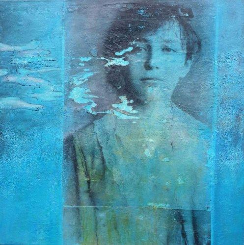 Simone Wolff, Malerei, zur Bildergalerie Anke Mineur Hannover