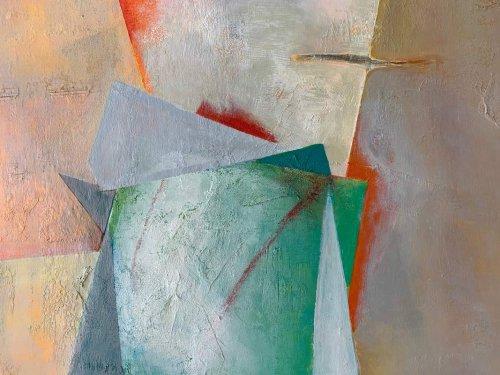 Simone Wolff, Malerei, zur Bildergalerie Bärbel Kohrs Hannover