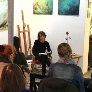 """""""Eine Auszeit in Mayo"""" Ingrid Frank, Lesung am 17.02.2018"""