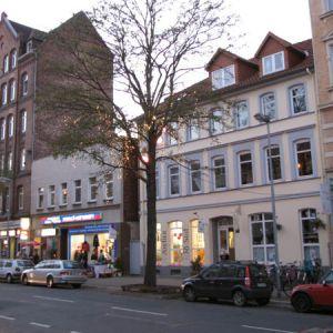 """Oktober 2009: Deisterkiez feiert sein erstes """"Herbstlicht"""""""